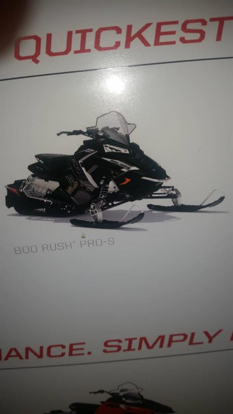 2018 Polaris 800 RUSH XCR - E in Phoenix, New York