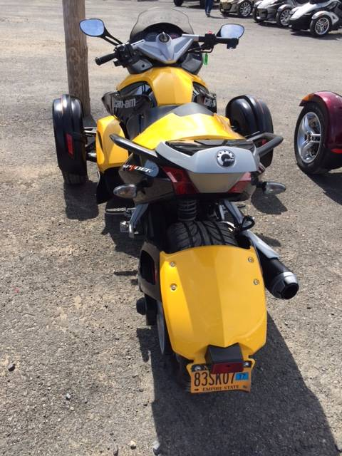 2008 Can-Am Spyder™ GS SE5 in Phoenix, New York