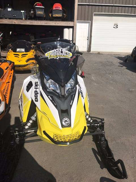 2017 Ski-Doo MXZ TNT 600 H.O. E-TEC in Phoenix, New York