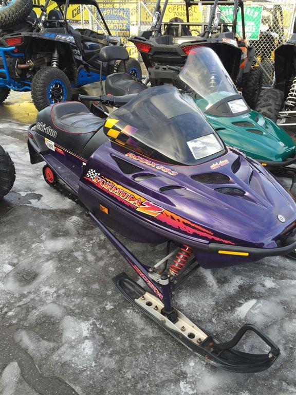 Ski-Doo Snowmobiles for sale, Used Ski-Doo Snowmobiles ...