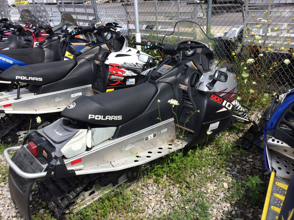 2010 Polaris 800 IQ in Phoenix, New York