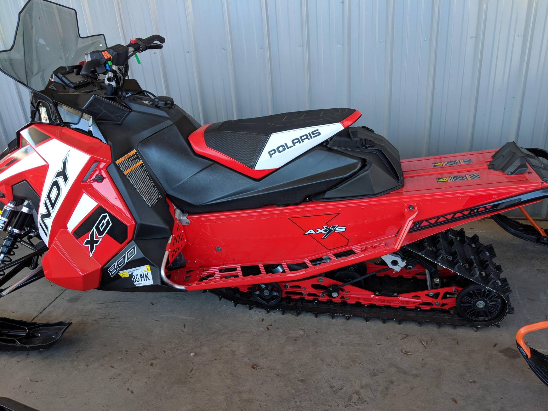 2019 Polaris 800 INDY XC 129 Snowcheck Select in Phoenix, New York - Photo 3