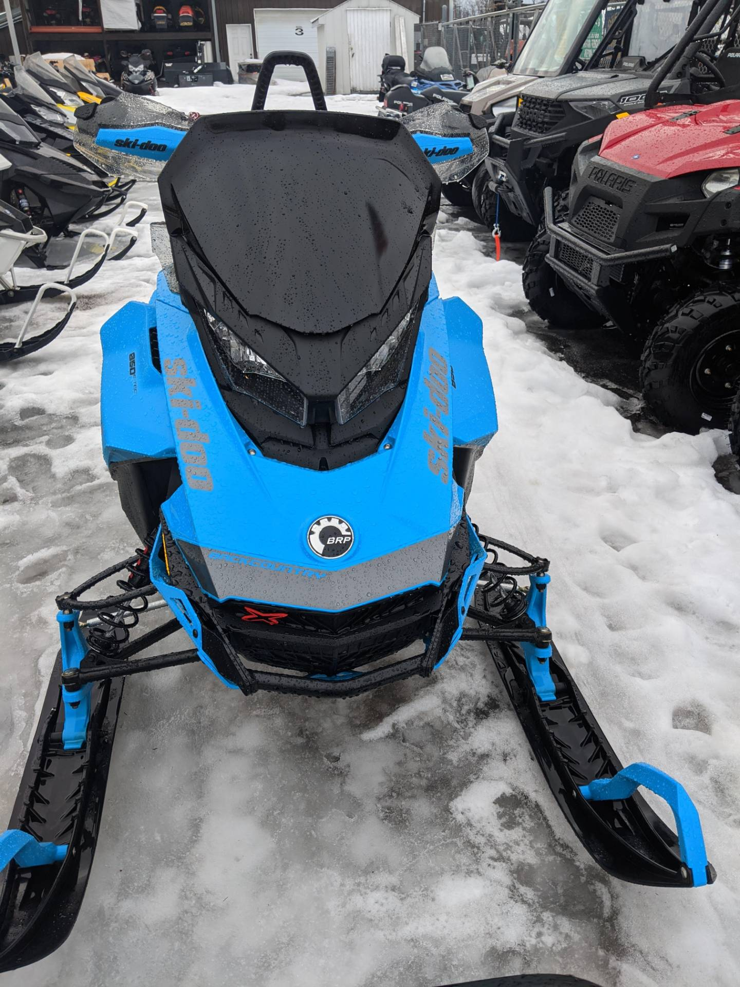 2019 Ski-Doo Backcountry X 850 E-TEC ES Cobra 1.6 in Phoenix, New York - Photo 1