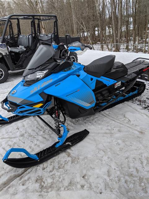 2019 Ski-Doo Backcountry X 850 E-TEC ES Cobra 1.6 in Phoenix, New York - Photo 4