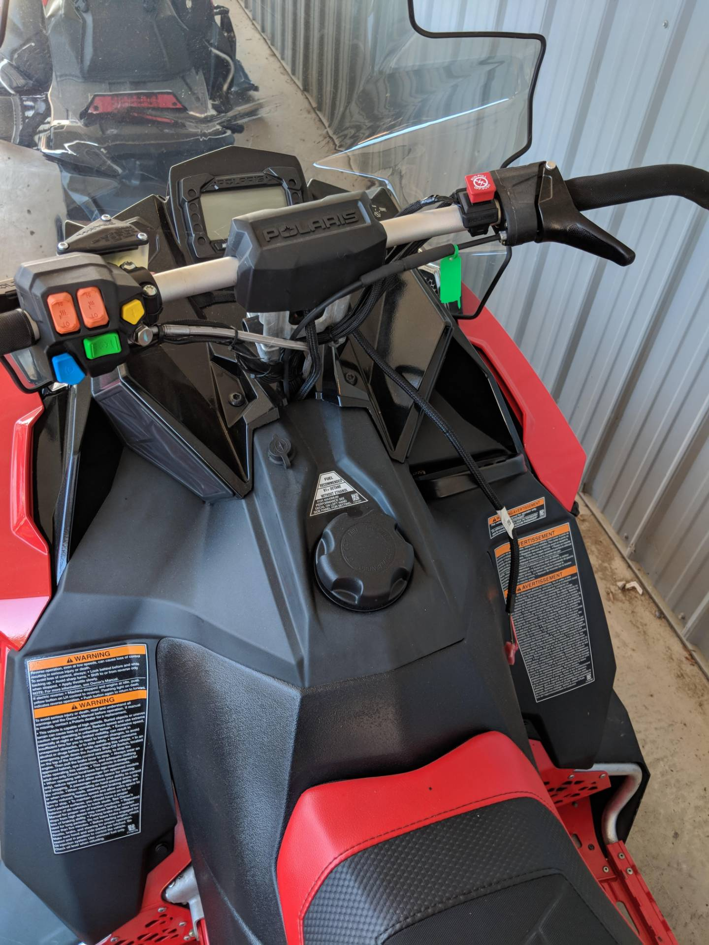2019 Polaris 800 INDY XC 129 Snowcheck Select in Phoenix, New York - Photo 2