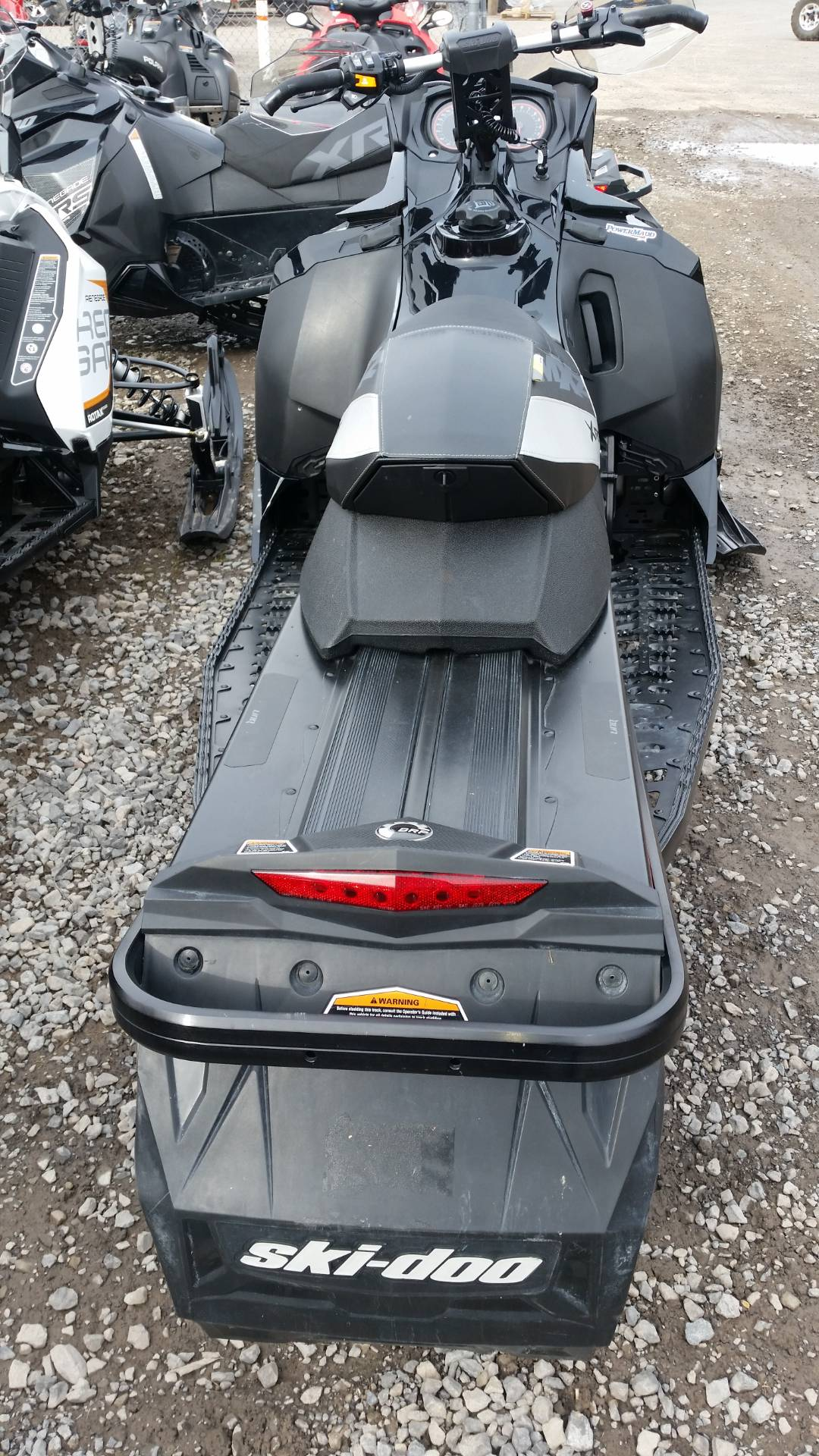 2017 Ski-Doo MXZ X-RS Iron Dog in Phoenix, New York
