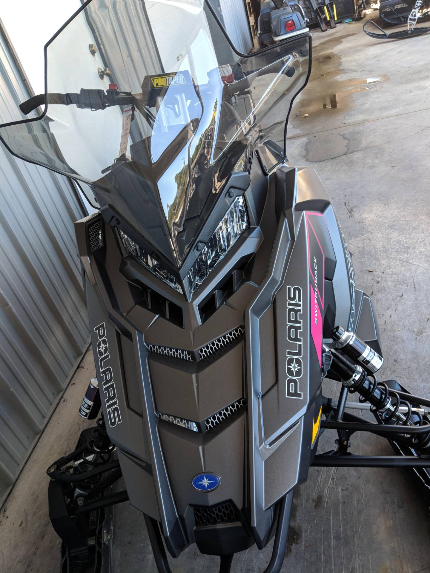 2018 Polaris 800 Switchback Assault 144 SnowCheck Select in Phoenix, New York - Photo 1