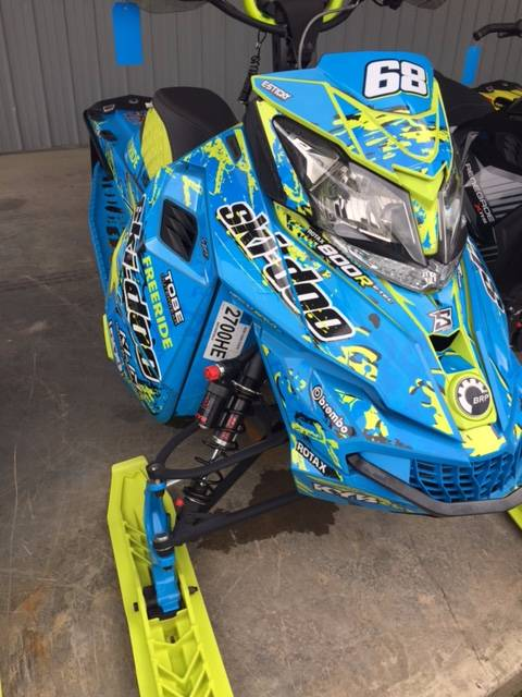 "2017 Ski-Doo Freeride 137 Powdermax 1.75"" in Phoenix, New York"