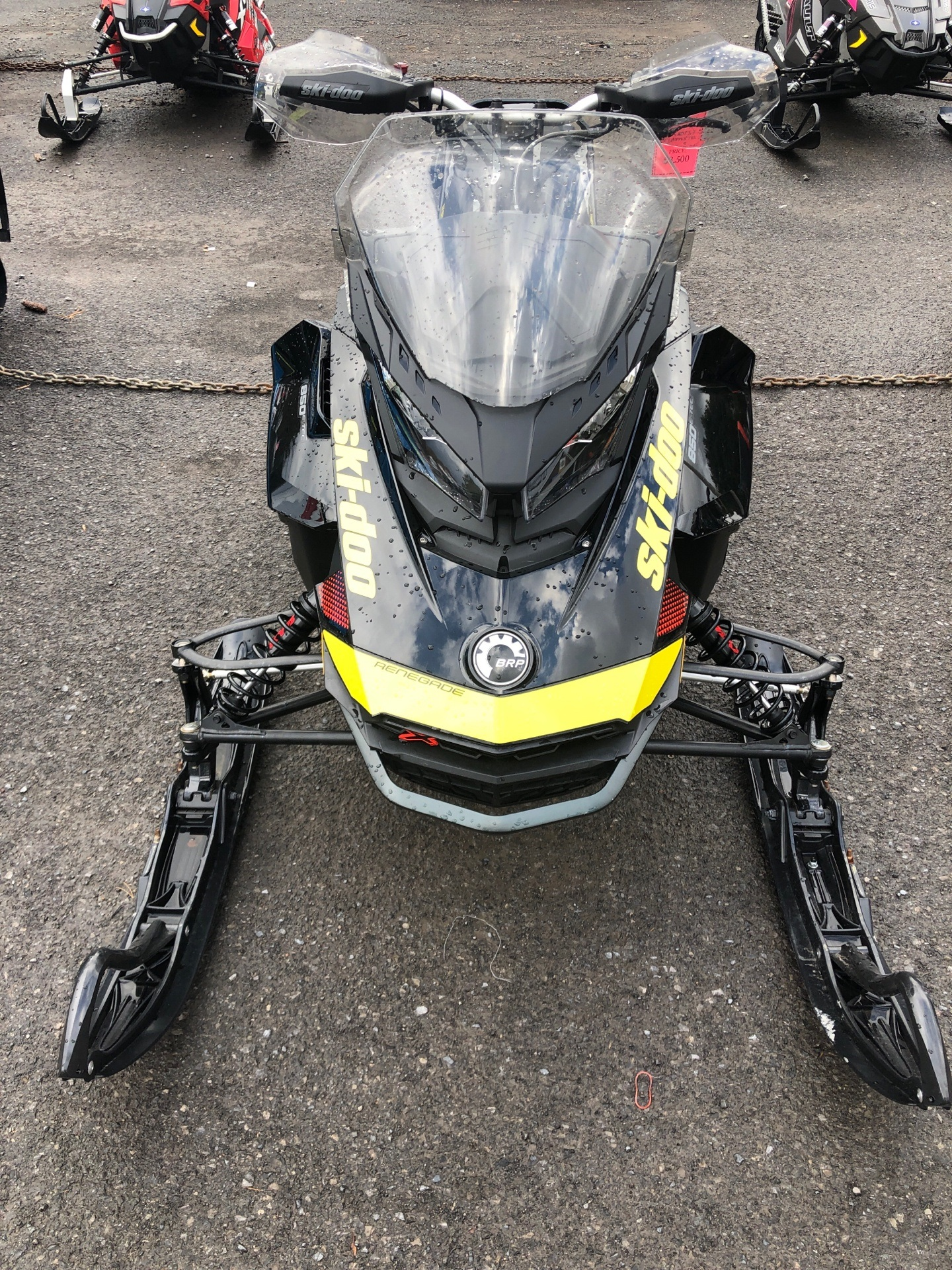 2018 Ski-Doo REN 850 X-E IR in Phoenix, New York - Photo 1