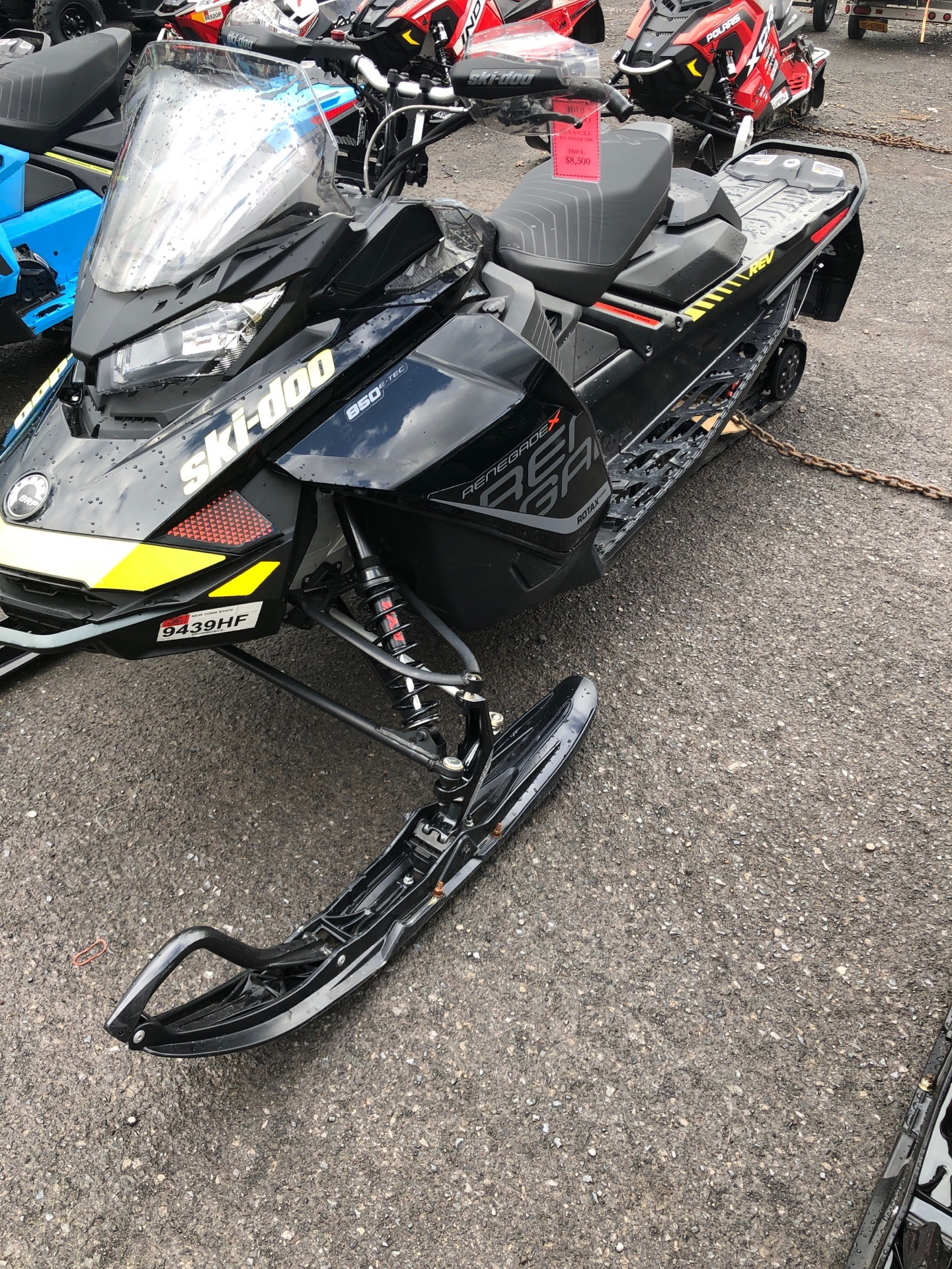 2018 Ski-Doo REN 850 X-E IR in Phoenix, New York - Photo 3