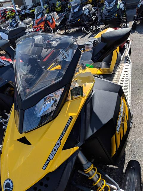 2009 Ski-Doo MX Z Adrenaline 600 H.O. E-TEC in Phoenix, New York - Photo 1