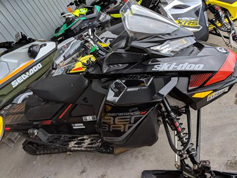 2018 Ski-Doo Renegade X 850 E-TEC ES w/ Adj. Pkg Ice Ripper XT 1.25 in Phoenix, New York - Photo 2