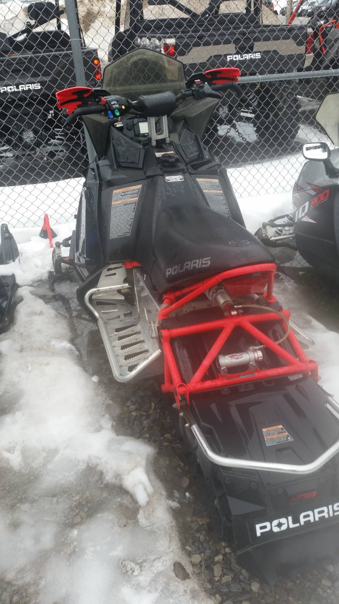 2010 Polaris 600 Rush in Phoenix, New York
