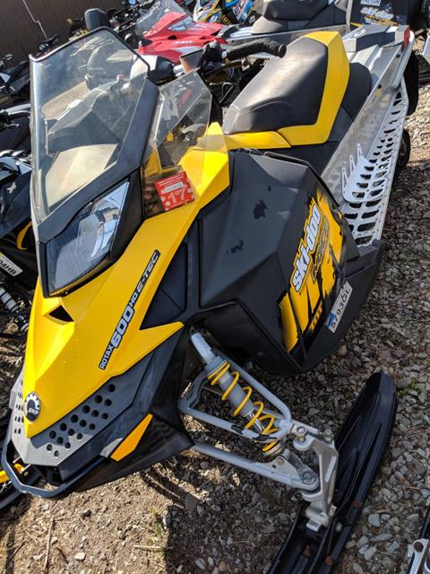2009 Ski-Doo MX Z TNT 600 H.O. E-TEC in Phoenix, New York - Photo 1