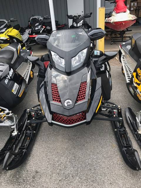 2012 Ski-Doo MX Z® X® 4-TEC® 1200 Ice Ripper XT QAS in Phoenix, New York