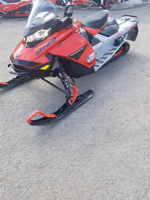 2019 Ski-Doo RENEGADE 600 X 1.25IR in Phoenix, New York - Photo 3