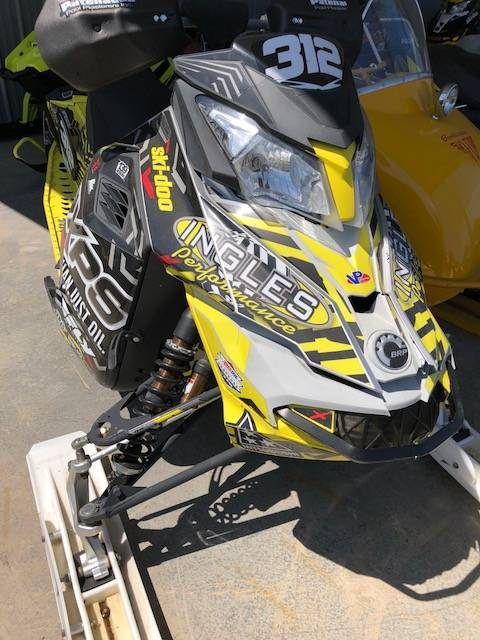 2017 Ski-Doo MXZ 600 RS RACE SLED in Phoenix, New York