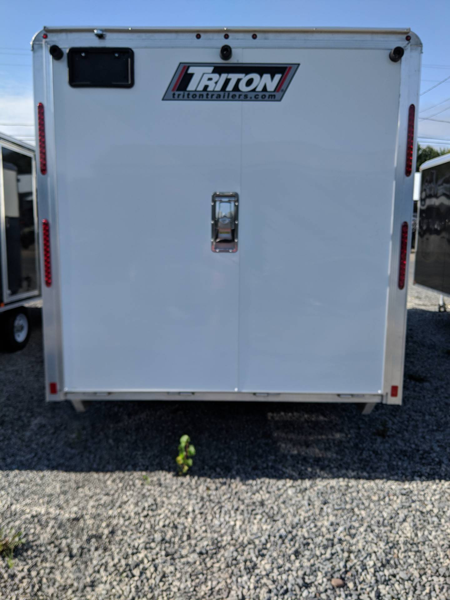 2019 Triton Trailers PRESTIGE 187 in Phoenix, New York