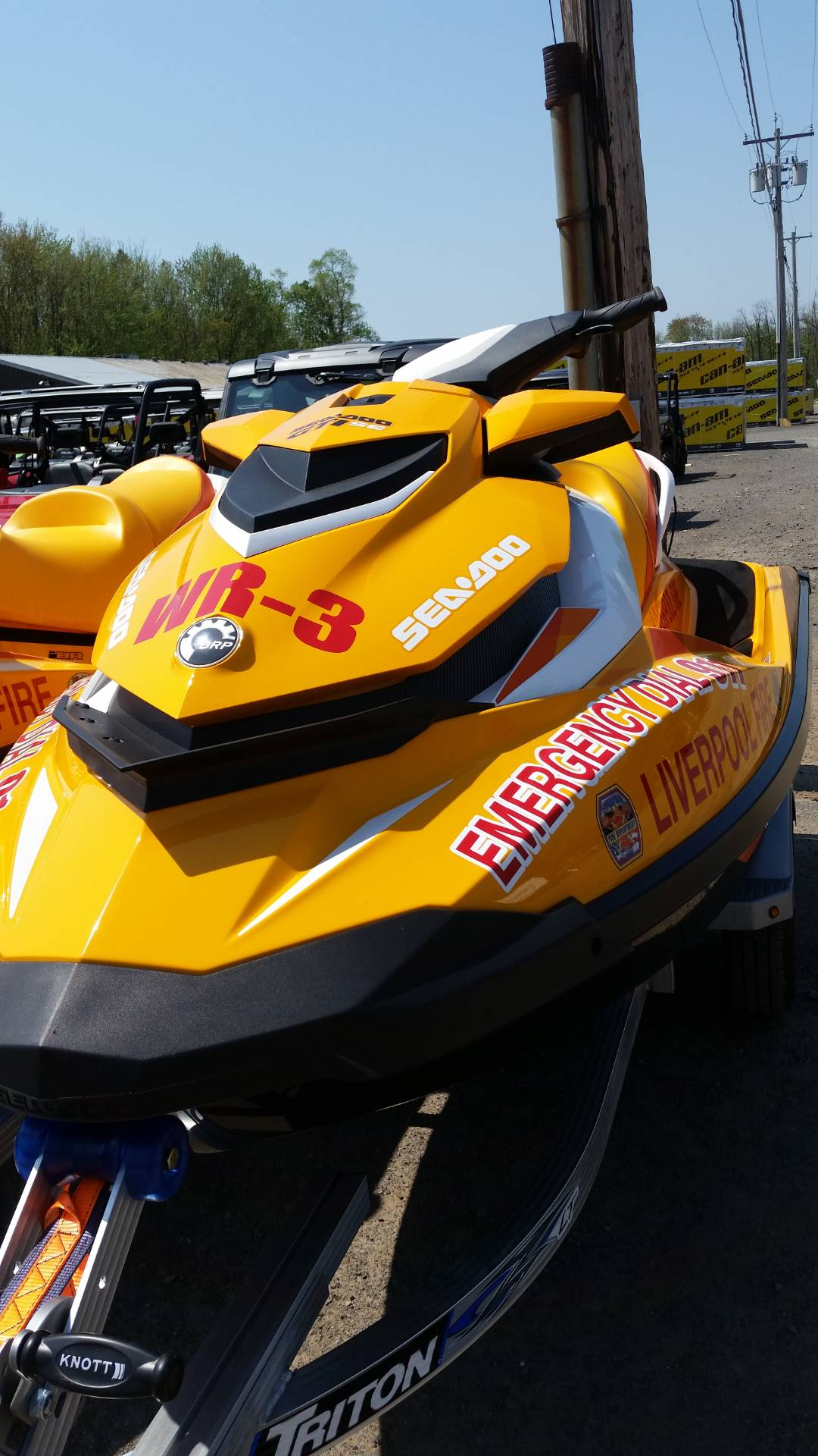 2017 Sea-Doo GTI SE 155 in Phoenix, New York