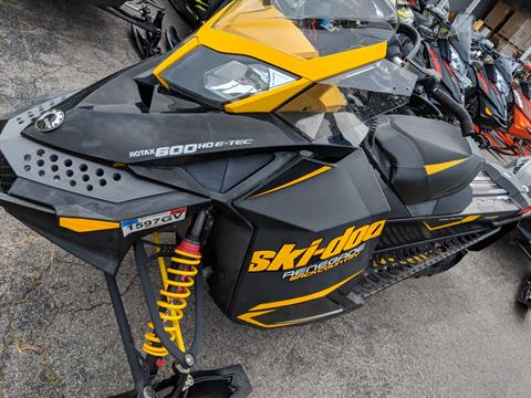 2013 Ski-Doo Renegade® Backcountry™ E-TEC® 600 H.O. ES in Phoenix, New York - Photo 1