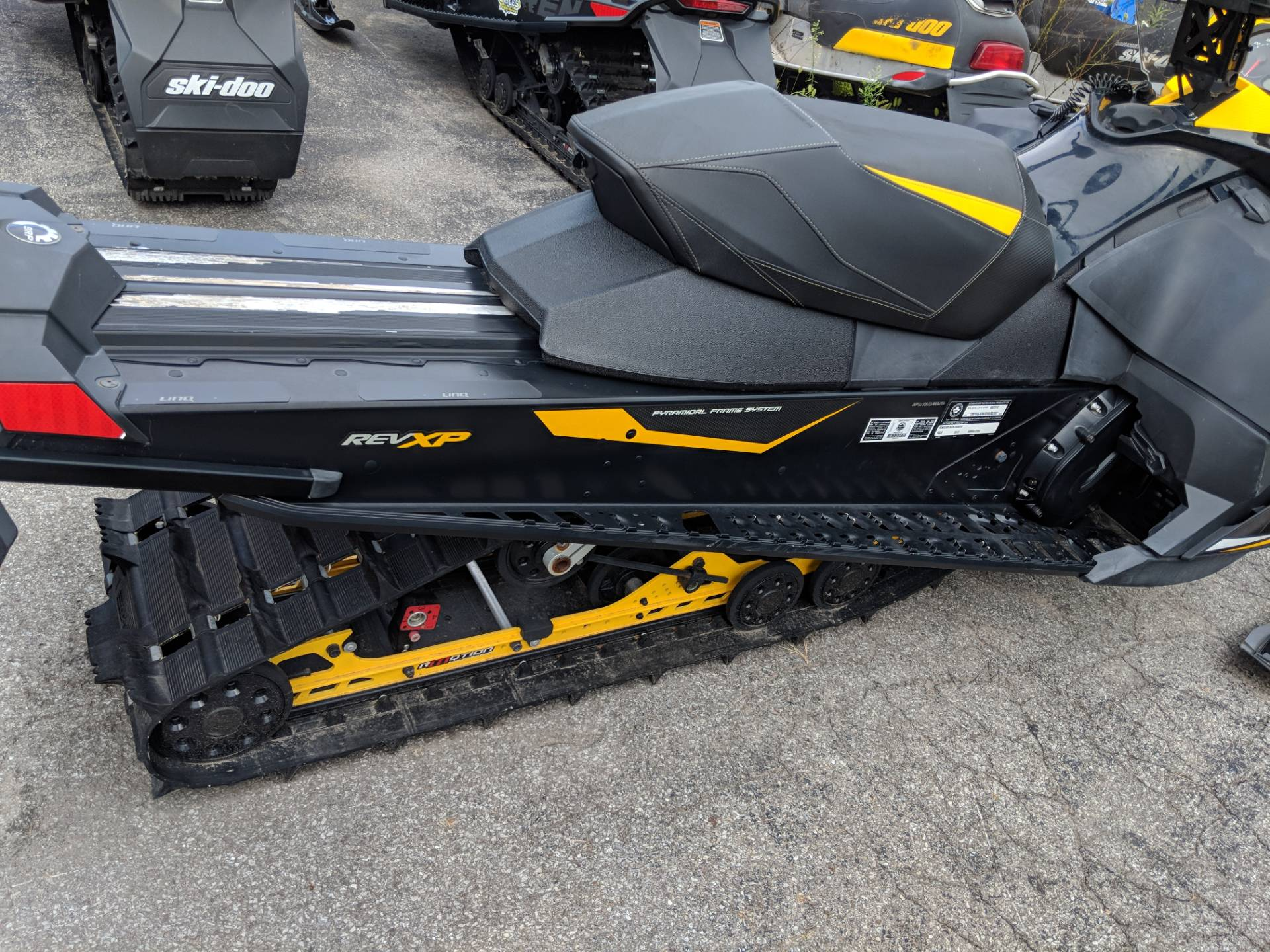 2013 Ski-Doo Renegade® Backcountry™ E-TEC® 600 H.O. ES in Phoenix, New York - Photo 3