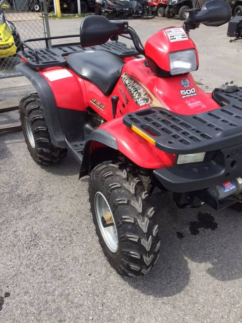 2000 Polaris SPORTSMAN 500 in Phoenix, New York