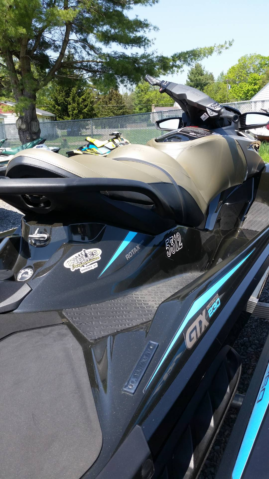 2017 Sea-Doo GTX Limited 230 in Phoenix, New York