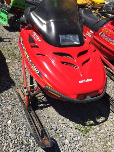 1998 Ski-Doo FORMULA 500 DLX in Phoenix, New York