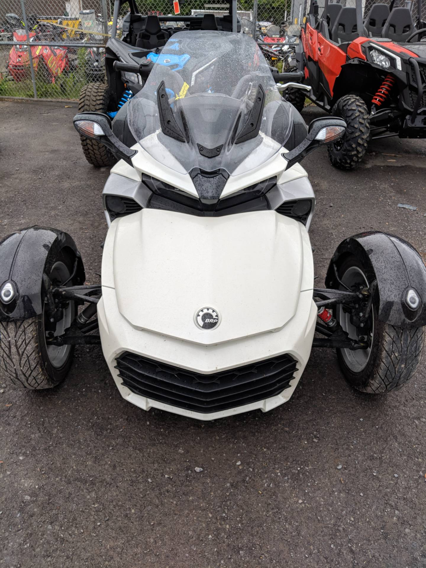 2015 Can-Am Spyder® F3 SM6 in Phoenix, New York - Photo 1