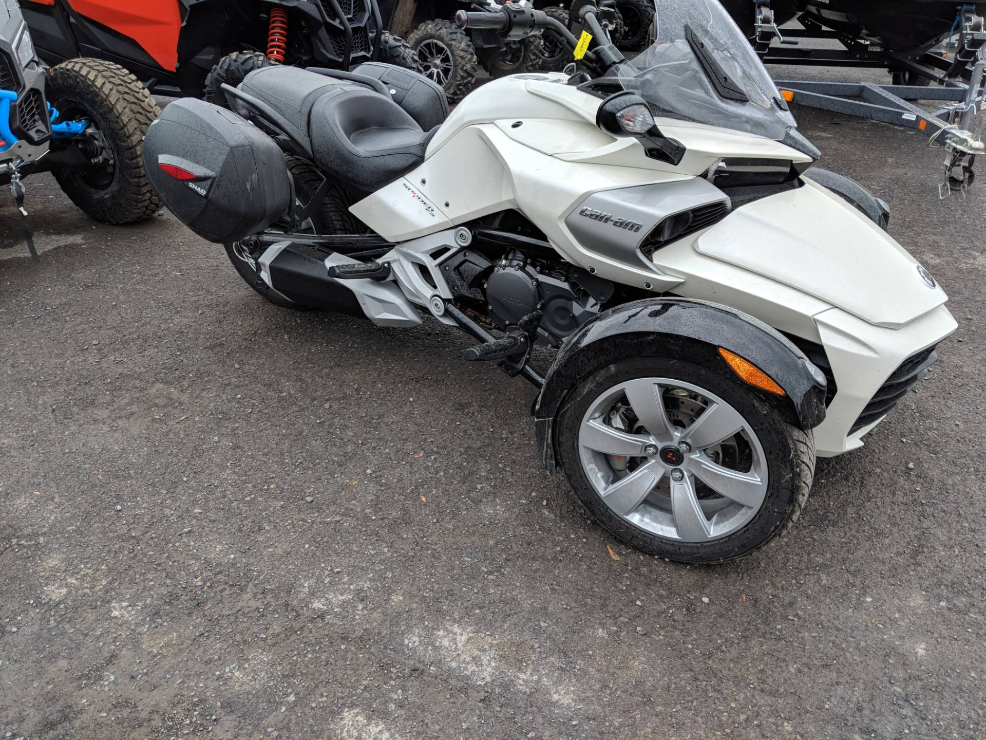 2015 Can-Am Spyder® F3 SM6 in Phoenix, New York - Photo 3