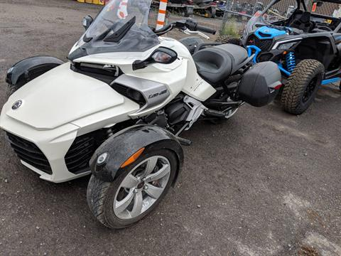 2015 Can-Am Spyder® F3 SM6 in Phoenix, New York - Photo 4