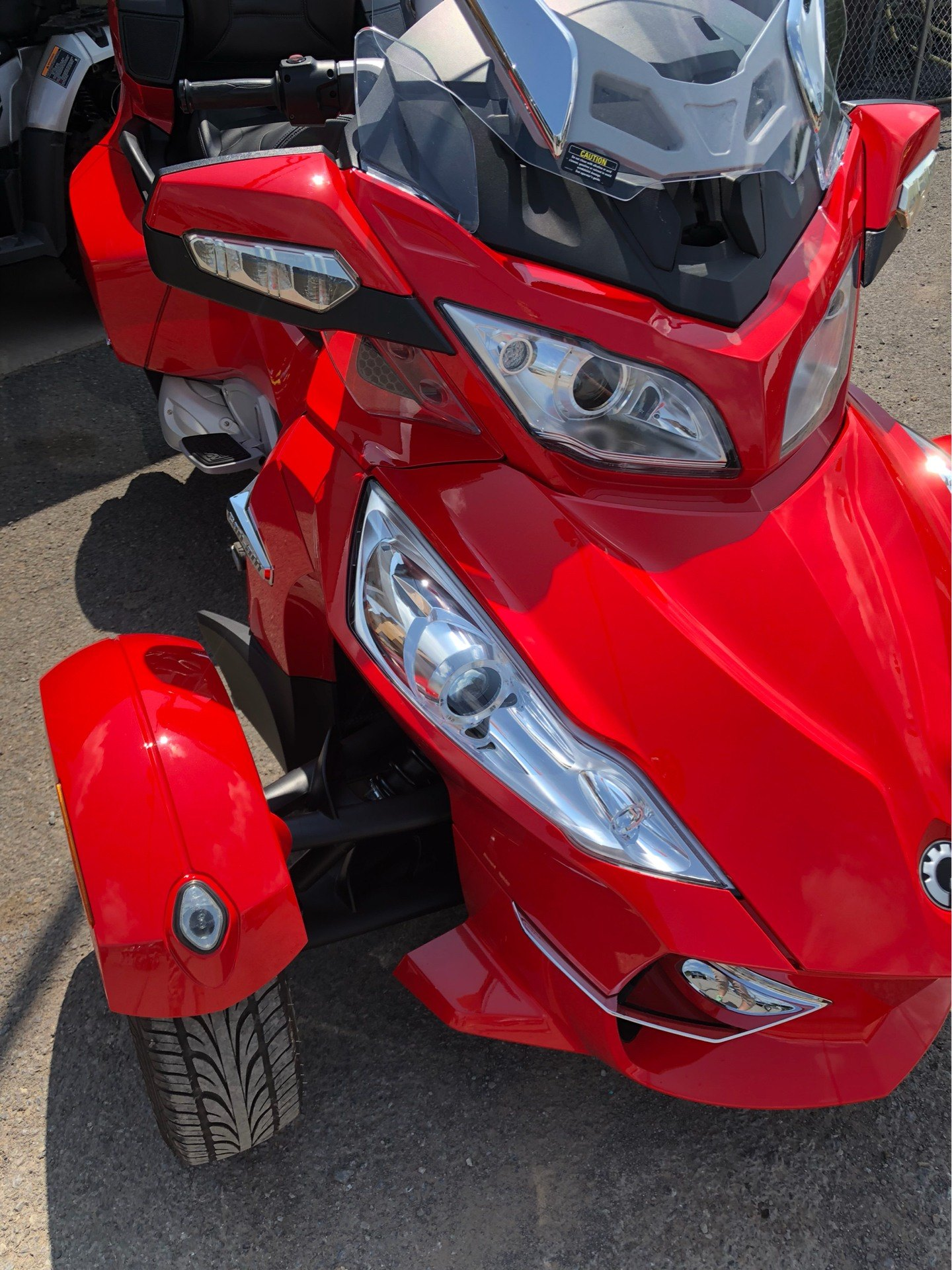2012 Can-Am Spyder® RT-S SM5 in Phoenix, New York