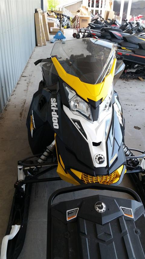 2018 Ski-Doo MXZ Blizzard 900 ACE in Phoenix, New York