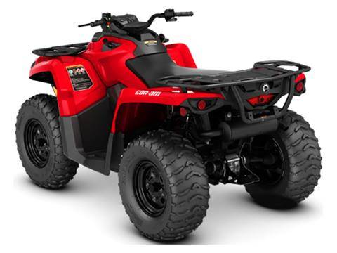 2019 Can-Am OUTLANDER 450 W/ WINCH & PLOW INCLUDED in Phoenix, New York