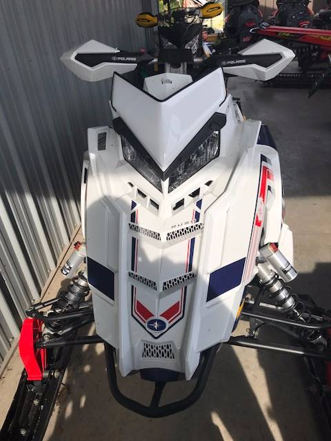2017 Polaris 600 RUSH PRO-S in Phoenix, New York