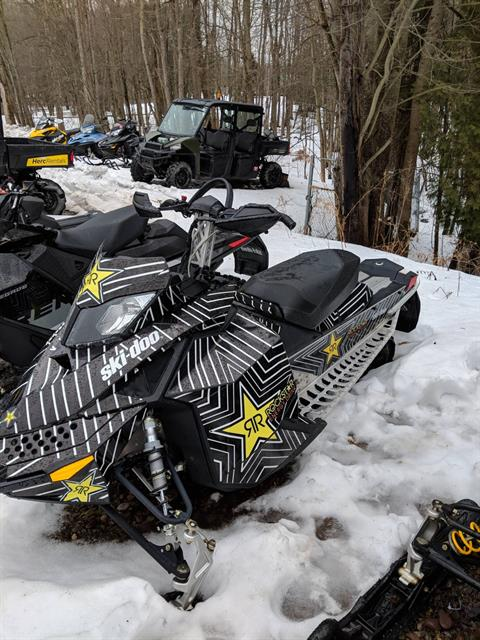 2009 Ski-Doo MX Z X 800R PowerTEK in Phoenix, New York