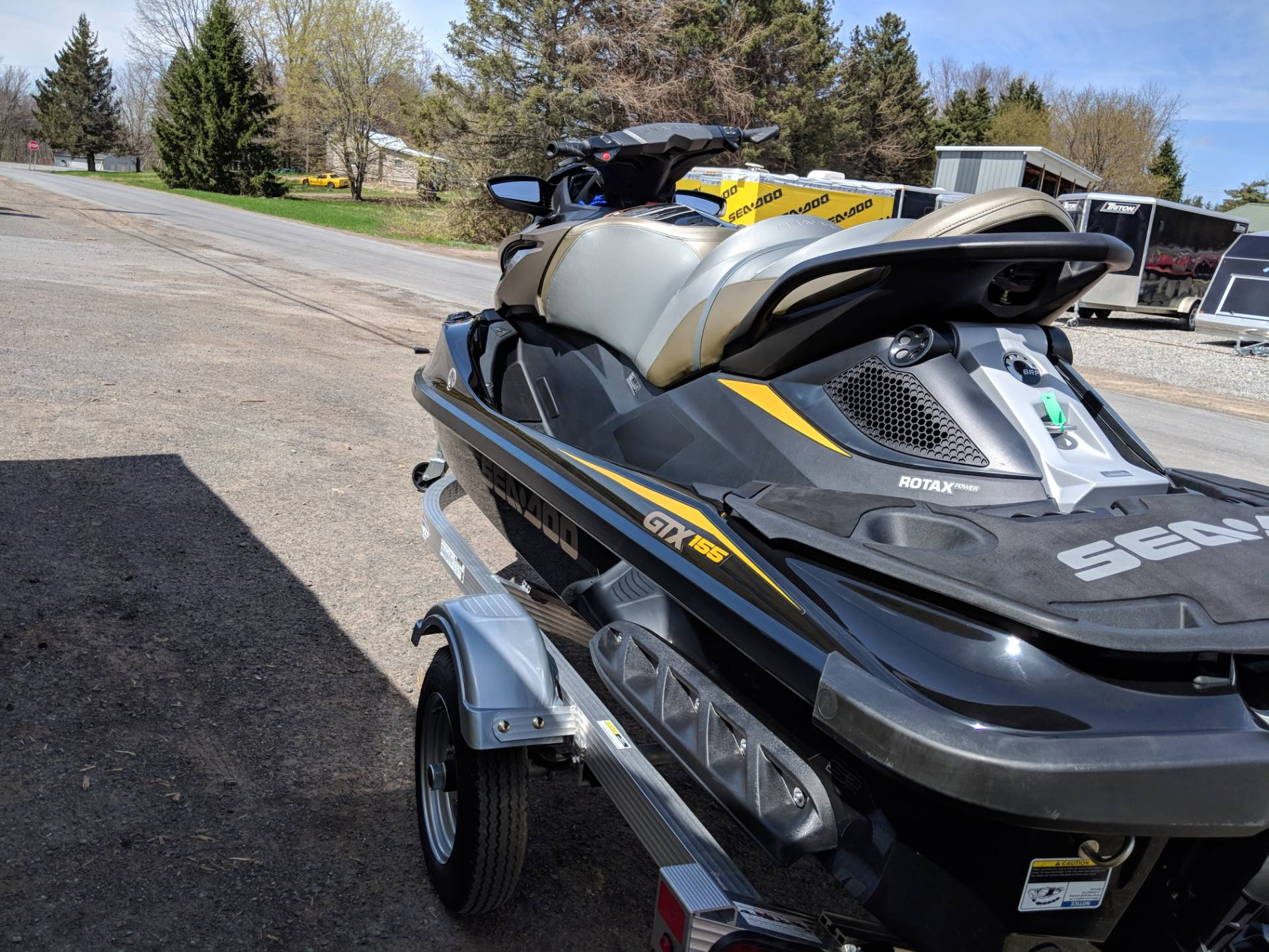 2017 Sea-Doo GTX S 155 in Phoenix, New York - Photo 2