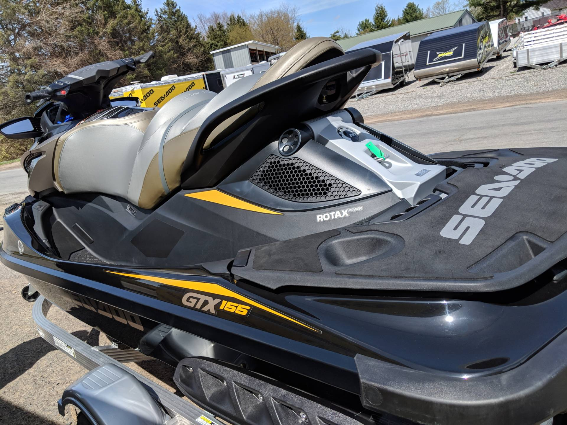 2017 Sea-Doo GTX S 155 in Phoenix, New York - Photo 3