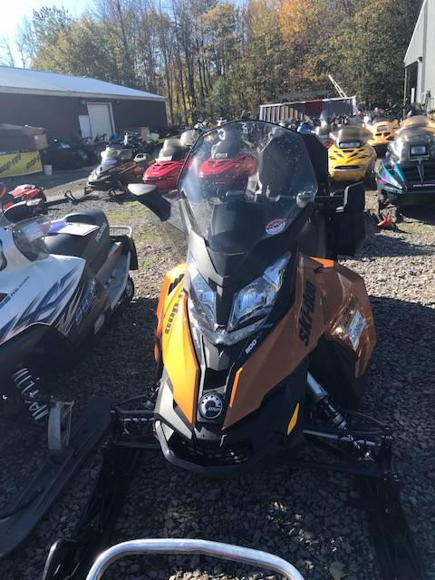 2017 Ski-Doo GR TRG 900 SE in Phoenix, New York