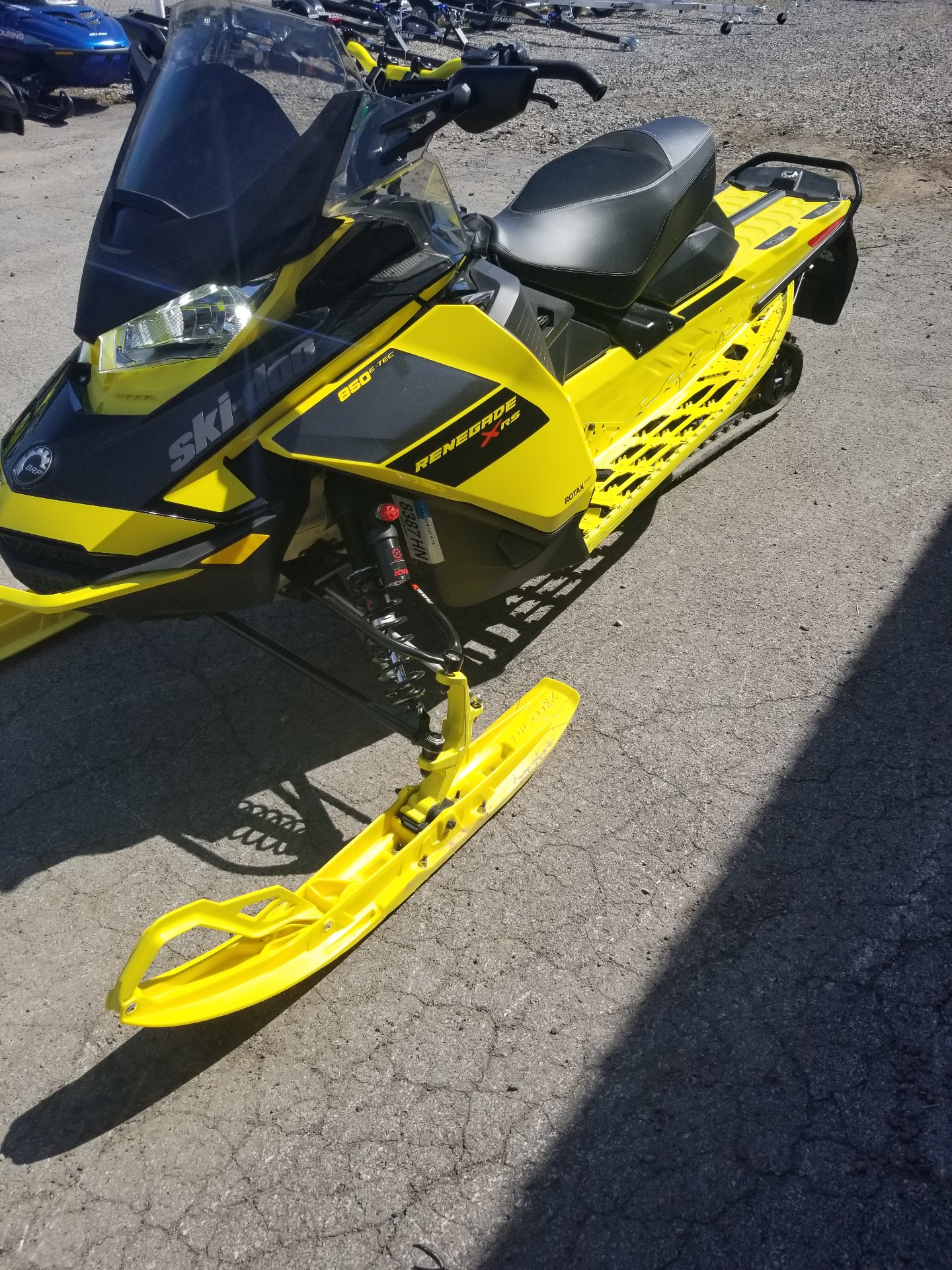 2021 Ski-Doo 850 RENEGADE XRS in Phoenix, New York - Photo 2