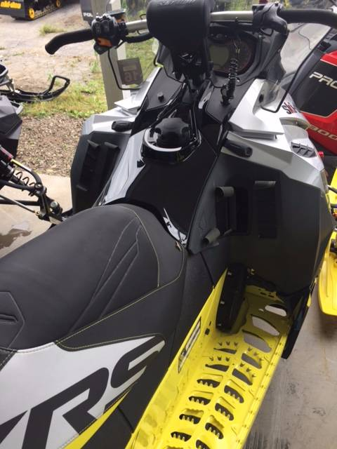 2016 Ski-Doo MX Z X-RS 800R E-TEC, Ice Ripper XT in Phoenix, New York
