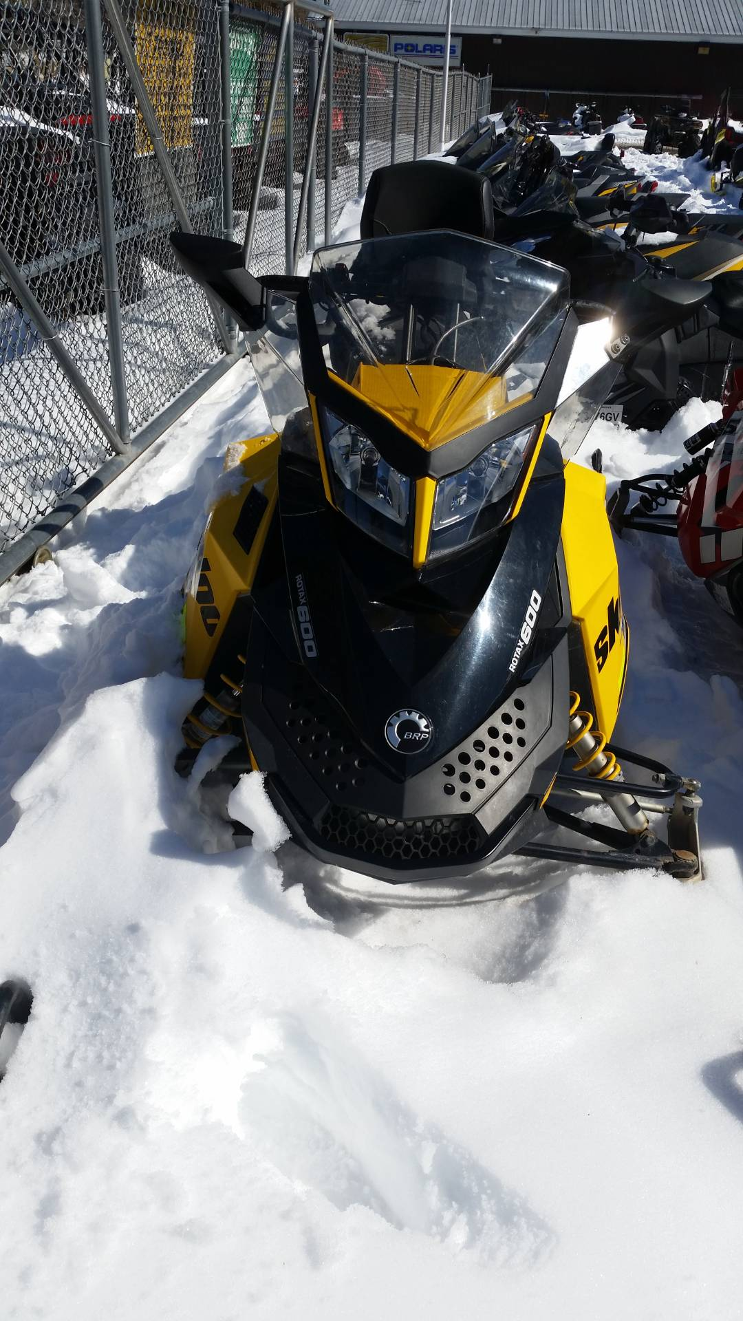 2013 Ski-Doo MX Z® Sport 600 Carb ES in Phoenix, New York