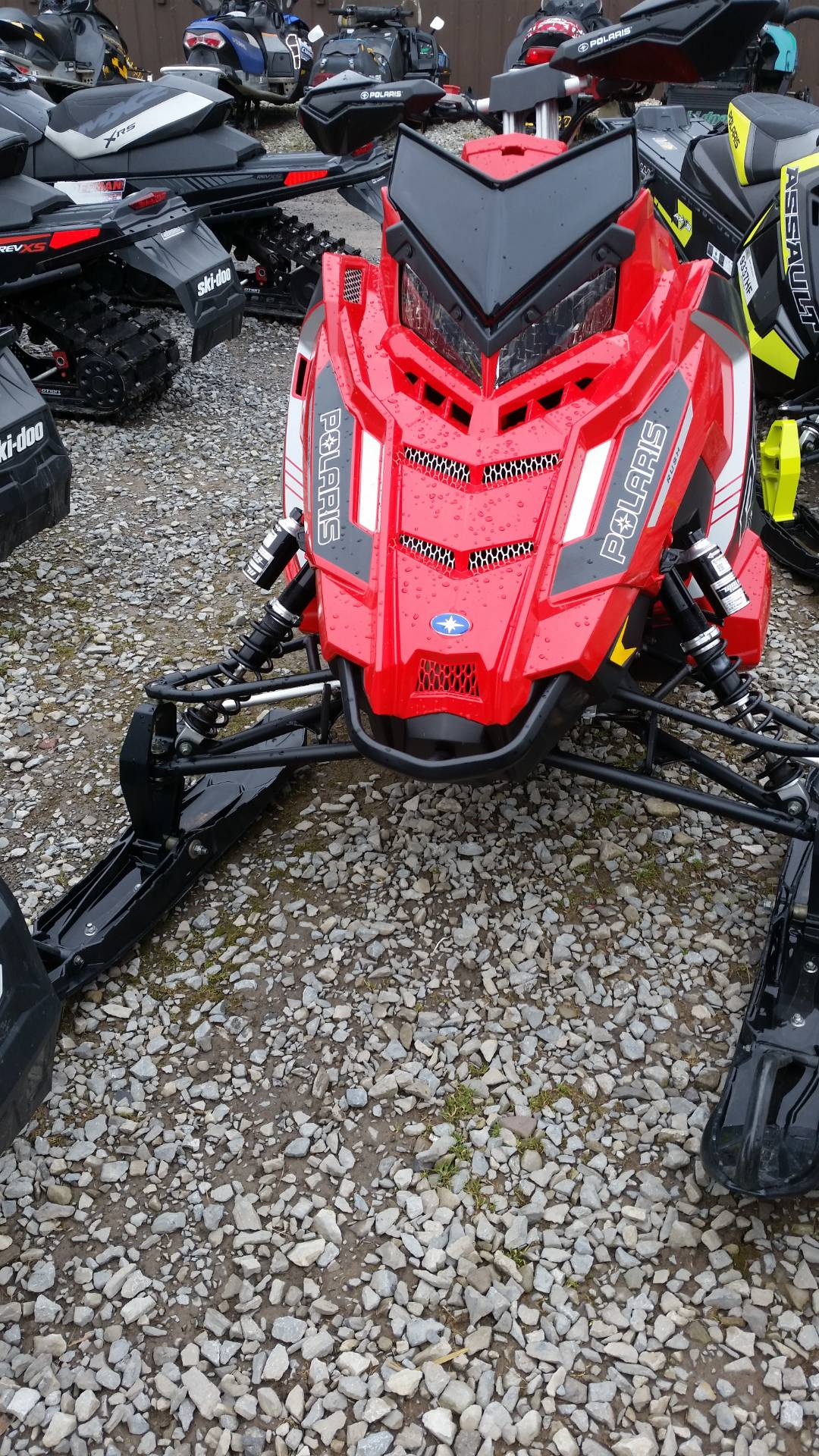 2016 Polaris 800 RUSH PRO-X in Phoenix, New York