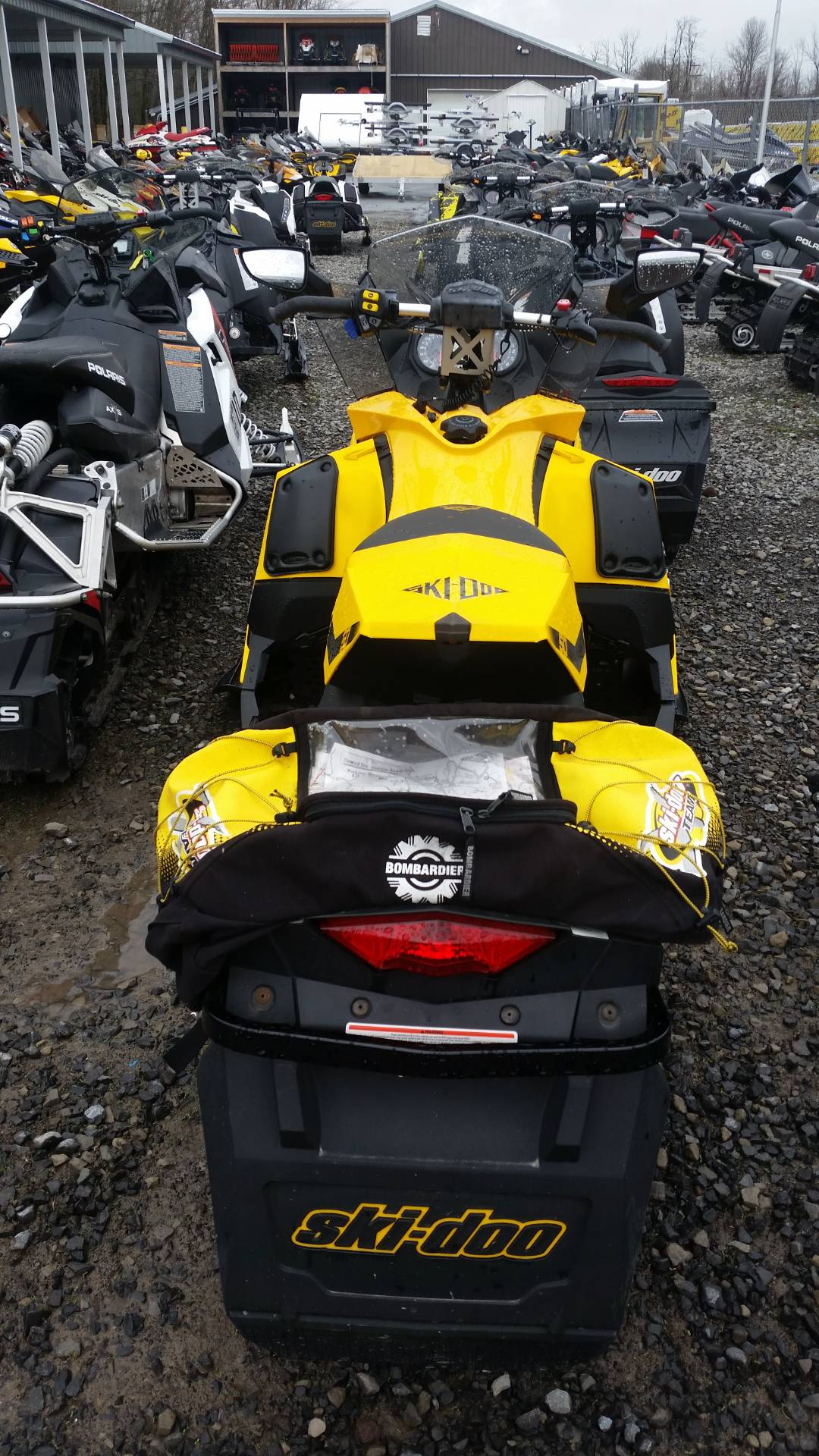 2009 Ski-Doo MX Z 50th Anniversary 600 H.O. E-TEC in Phoenix, New York