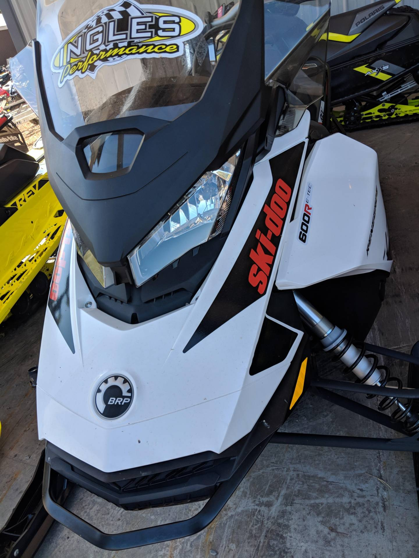2019 Ski-Doo Renegade Adrenaline 600R E-TEC in Phoenix, New York - Photo 1