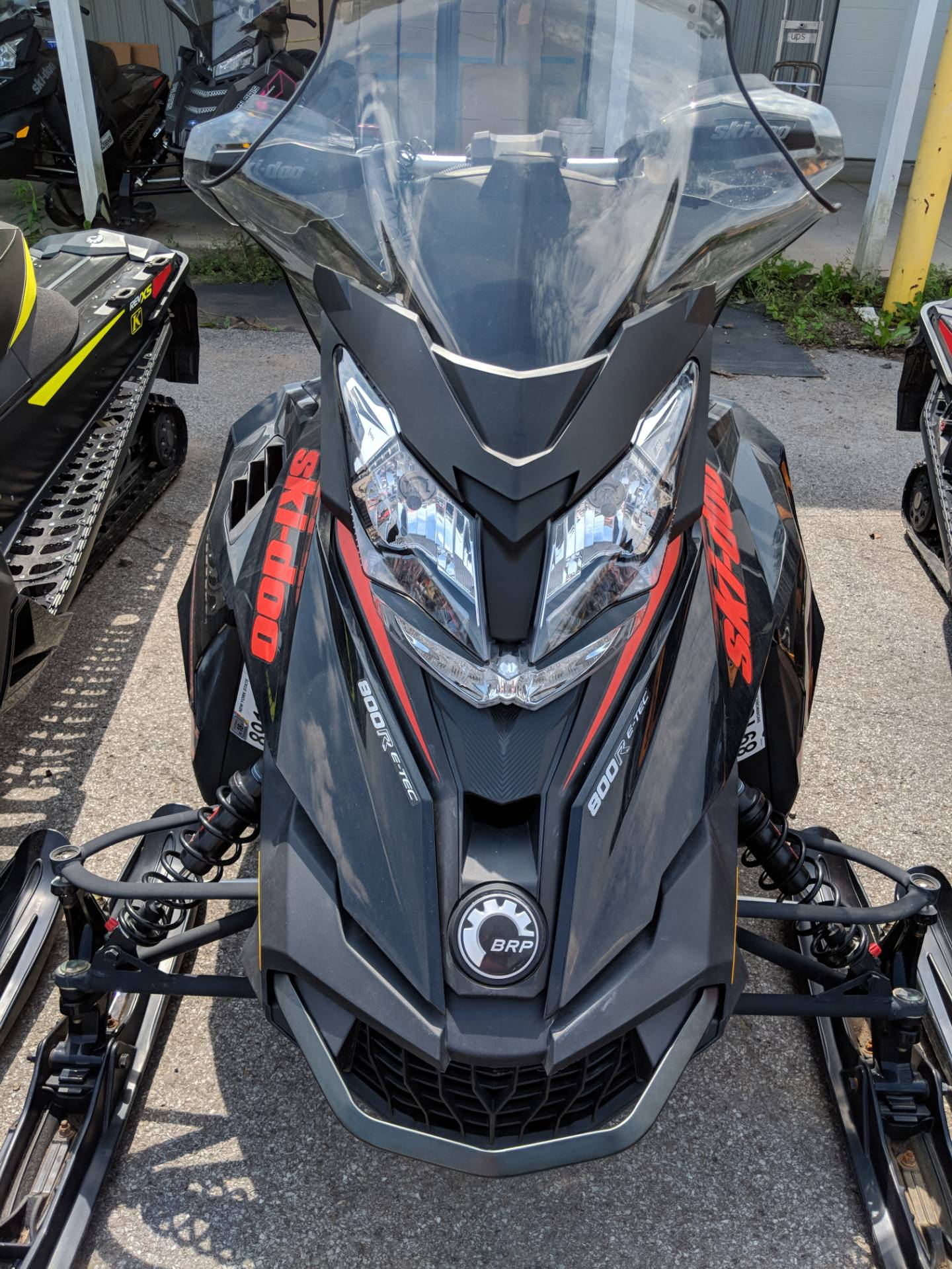 2015 Ski-Doo Renegade® X® 800R E-TEC® E.S.  w/ Adj. Susp.,  Ripsaw in Phoenix, New York - Photo 1