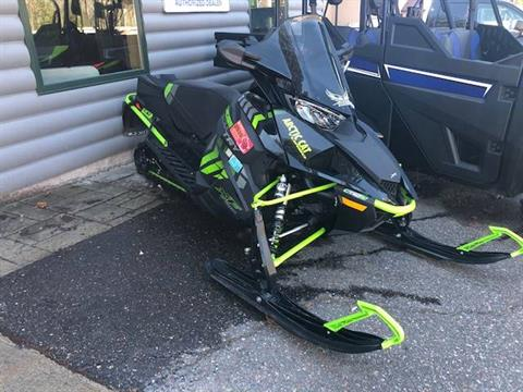 2017 Arctic Cat XF 9000 Cross Country Limited 137 in Hazelhurst, Wisconsin