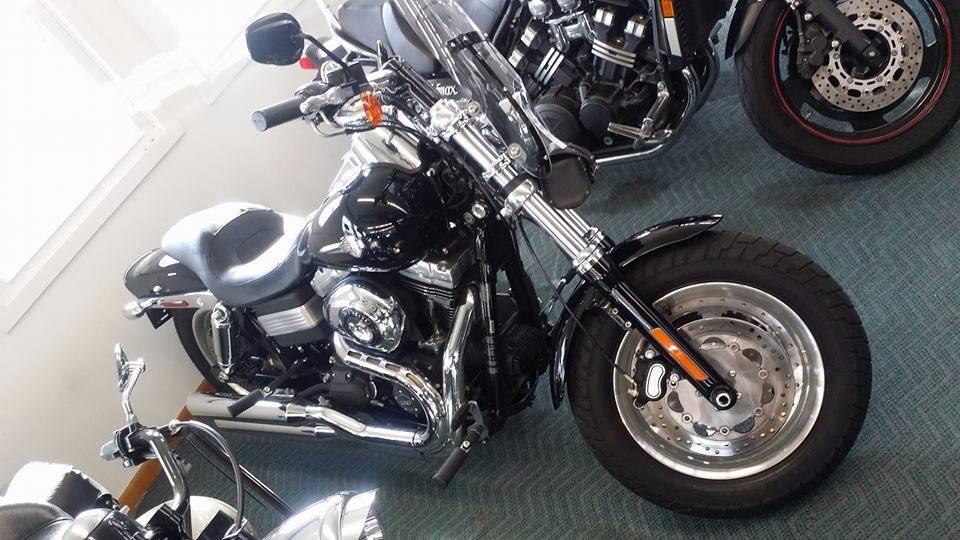 2013 Harley-Davidson Dyna® Fat Bob® in Elyria, Ohio
