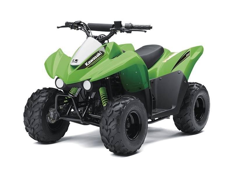 2017 Kawasaki KFX50 in Elyria, Ohio