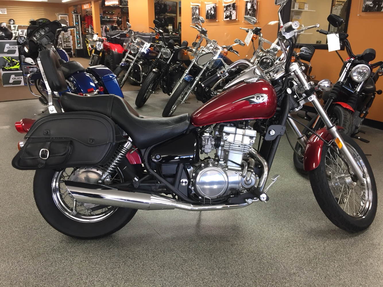 2009 Kawasaki Vulcan® 500 LTD in Aurora, Colorado